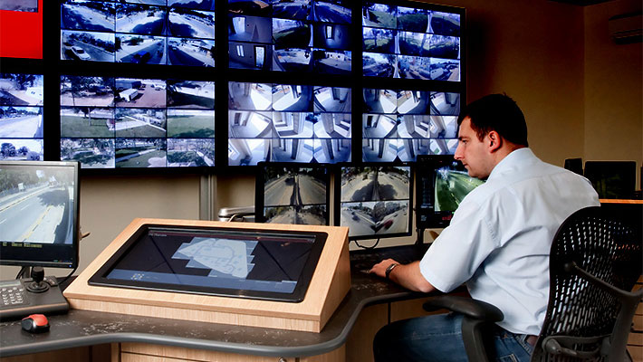 CCTV Monitoring Suite